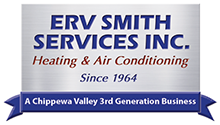 Erv Smith Services logo badge